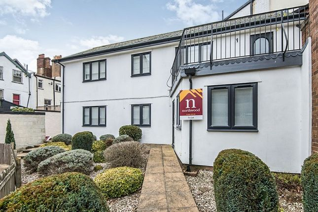 Thumbnail Flat to rent in D North Street, Exeter