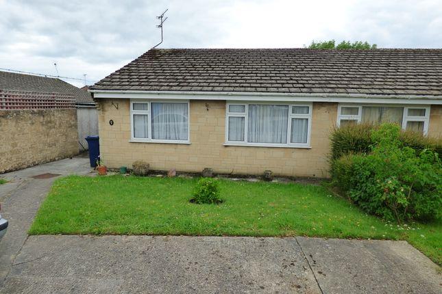 2 bed semi-detached bungalow for sale in Arun Close, Gillingham SP8