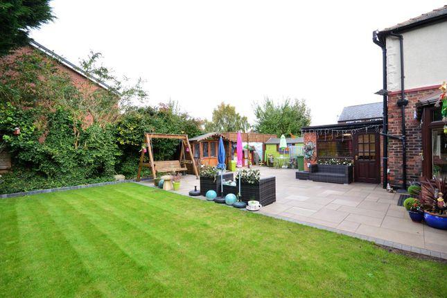 Garden 2 of Rock Road, Latchford, Warrington WA4