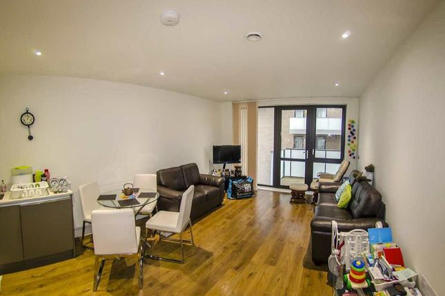 2 bed flat for sale in Lighterman Point, New Village Avenue, Canning Town, London