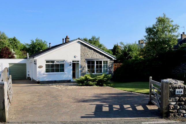 Thumbnail Detached bungalow for sale in Cove Road, Silverdale, Carnforth
