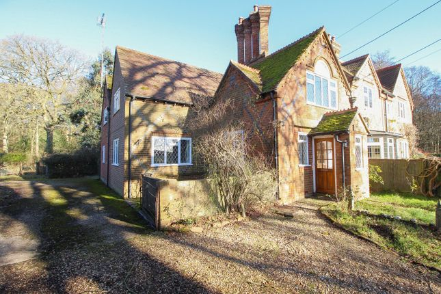 Thumbnail Semi-detached house for sale in Hook End, Checkendon