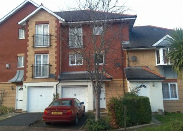 Thumbnail Terraced house to rent in Harrison Way, Cardiff Bay, Cardiff