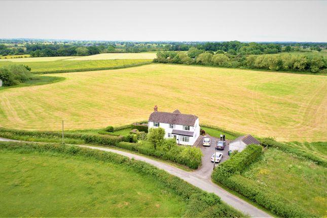 Thumbnail Detached house for sale in Wallington Lane, Worthenbury, Wrexham