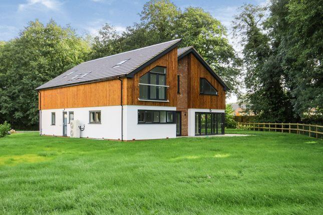 Thumbnail Detached house for sale in Leys Lane, Attleborough