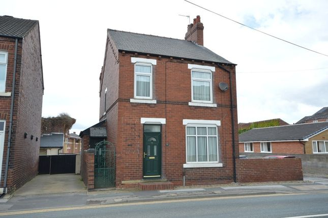 Thumbnail Detached house for sale in Queen Street, Normanton