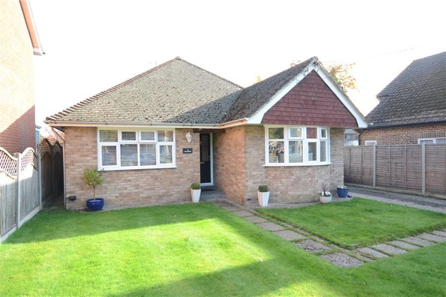 Thumbnail Detached bungalow for sale in Albion Road, Sandhurst, Berkshire