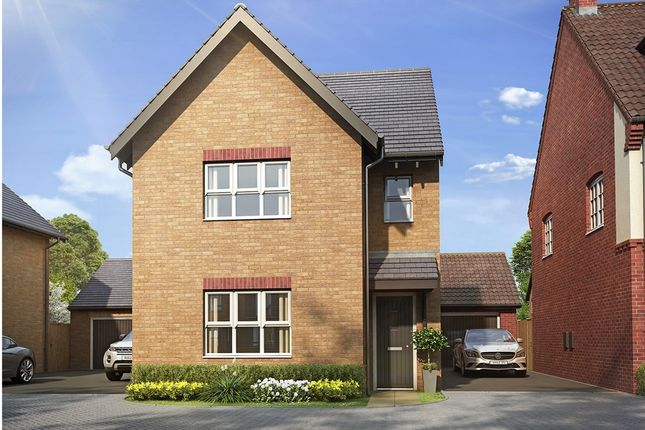 """Thumbnail Detached house for sale in """"The Hatfield """" at Bannold Road, Waterbeach, Cambridge"""