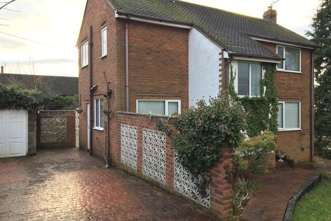 Thumbnail Detached house for sale in Crescent Drive, Helsby, Frodsham