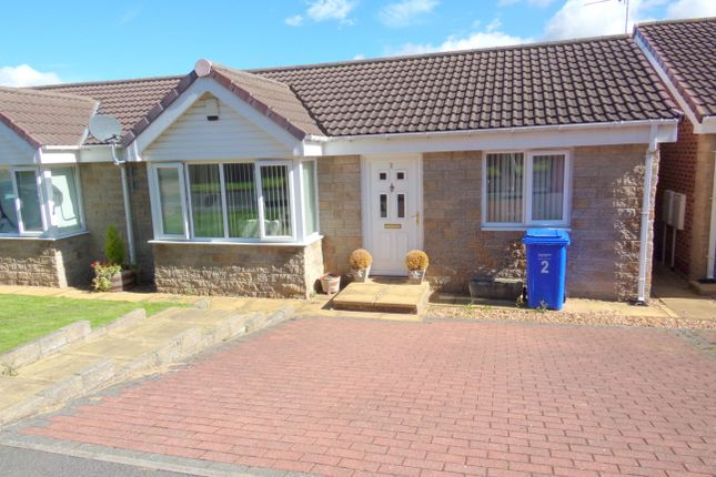 Thumbnail Bungalow for sale in Clive Gardens, Alnwick