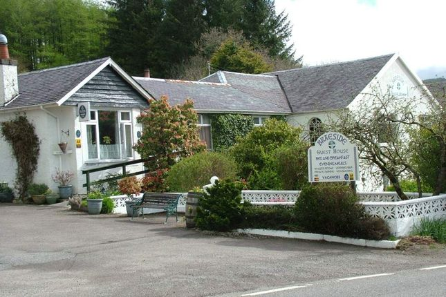 Thumbnail Hotel/guest house for sale in Braeside Guest House, Oban