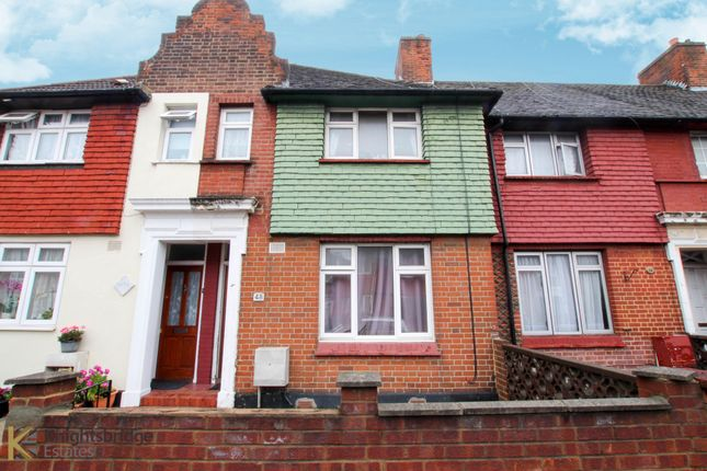 Thumbnail Terraced house for sale in Egham Road, Plaistow