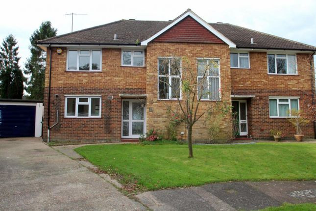 Thumbnail Semi-detached house to rent in Hatchgate, Horley