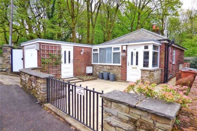 Thumbnail Detached bungalow for sale in Buckstones Road, Shaw, Oldham