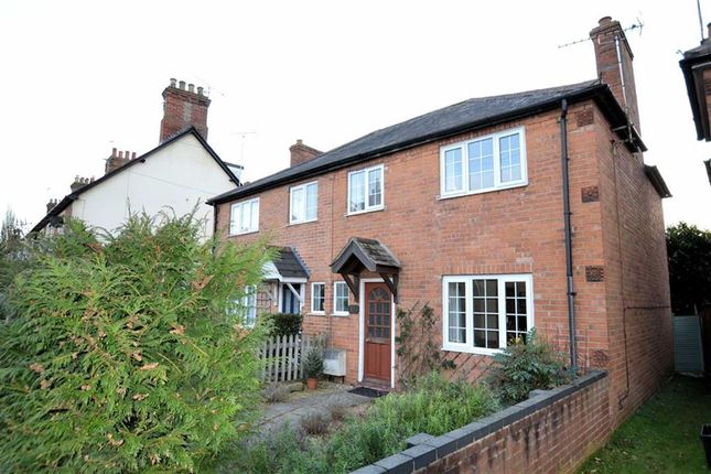 Thumbnail Semi-detached house for sale in Boundary Road, Newbury, Berkshire