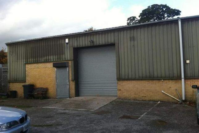 Light industrial to let in Unit 3 Jackson Court, Manor Lane, Hawarden, Flintshire