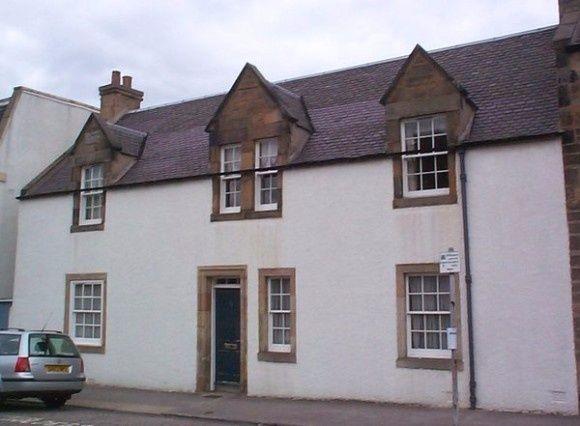 Thumbnail Cottage to rent in Dean Path, Edinburgh