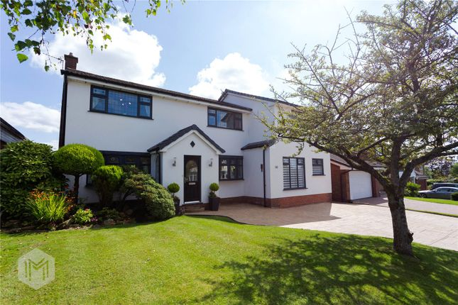 Thumbnail Detached house for sale in High Bank, Atherton, Manchester, Greater Manchester