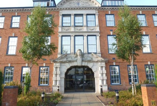 Thumbnail Flat to rent in Barbourne Works, Northwick Avenue, Worcester