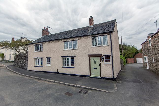 Thumbnail Cottage for sale in The Nook, Markfield