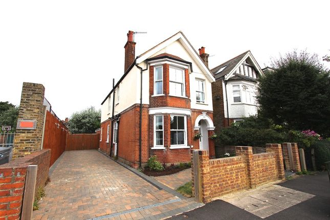 Thumbnail Detached house to rent in Broomfield Road, Surbiton