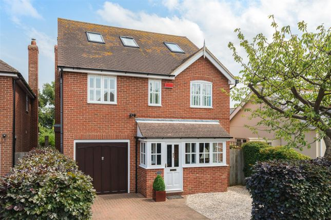 5 bed detached house for sale in Graystone Road, Tankerton, Whitstable