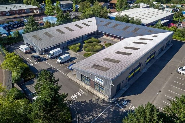 Thumbnail Industrial to let in Unit 8 Maritime Industrial Estate, Pontypridd, Rhondda Cynon Taff