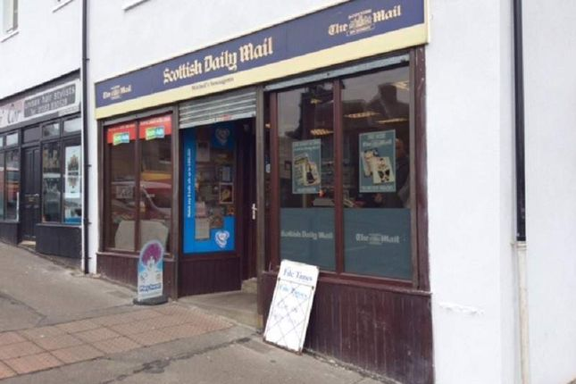 Thumbnail Retail premises for sale in 46 Main Street, Kelty