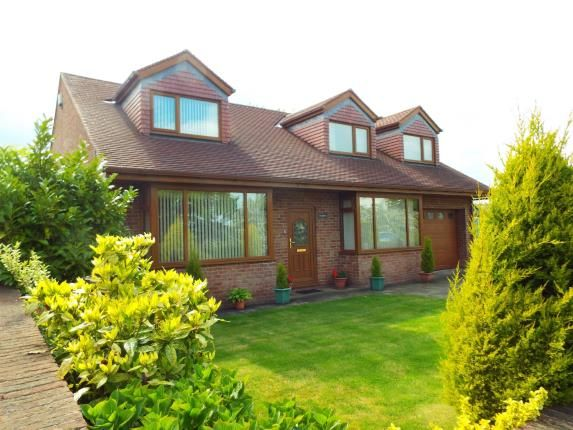Thumbnail Detached house for sale in Catforth Road, Catforth, Preston, Lancashire