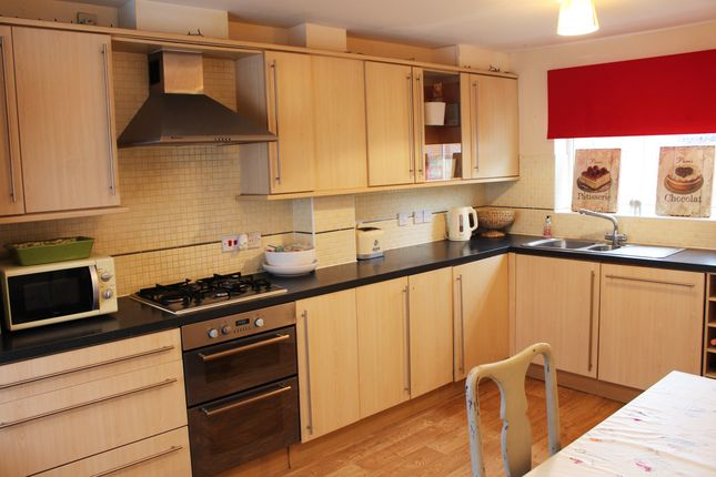 Thumbnail Terraced house for sale in Holst Avenue, Witham
