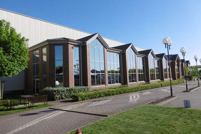 Thumbnail Office to let in Unit G, Halesfield 10, Telford