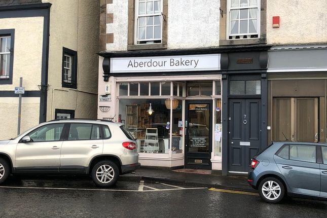 Thumbnail Retail premises for sale in High Street, Aberdour, Burntisland