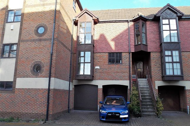 Terraced house for sale in Hathaway Court, Rochester