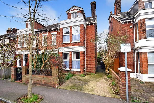 Thumbnail Semi-detached house to rent in Albert Road, Ashford