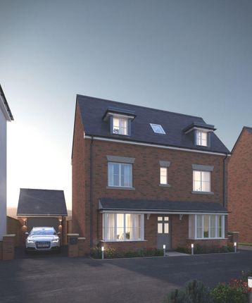 Thumbnail Detached house for sale in Meadow Bank, Llandarcy, Neath