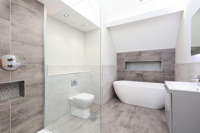 Bathroom of The Coach House, Belgrave Road, Ranmoor S10