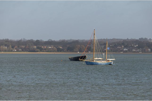 Sea View of Scott-Paine Drive, Hythe, Southampton SO45