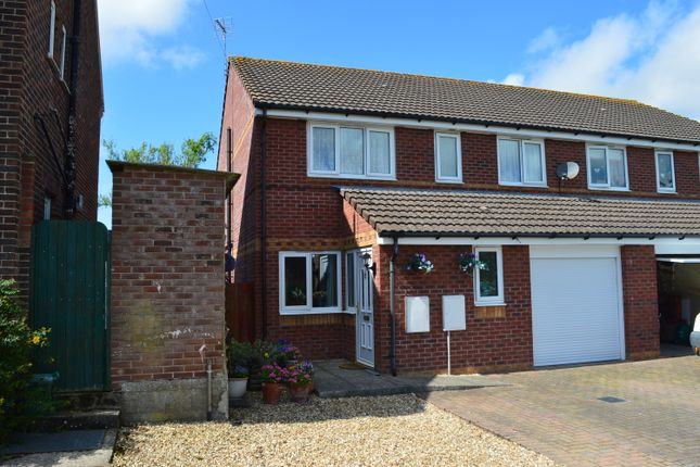 4 bed semi-detached house for sale in Cedar Road, St Athan