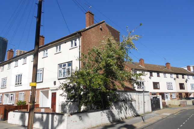 Thumbnail End terrace house for sale in Glengall Grove, London, London