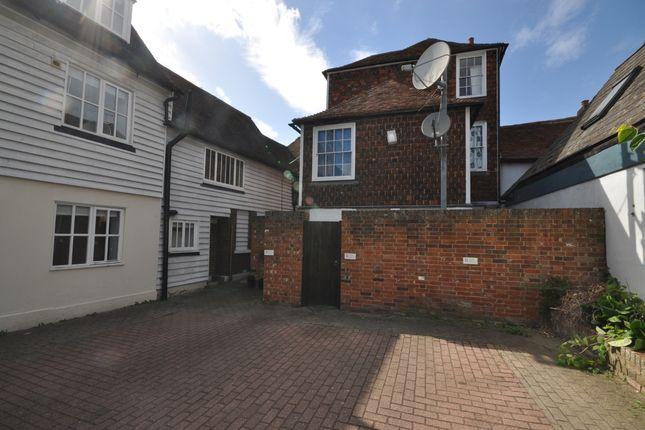 Thumbnail Flat to rent in Millers Yard, Tudor Road, Canterbury