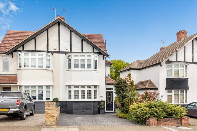 Thumbnail Property for sale in Crescent Drive, Petts Wood, Kent