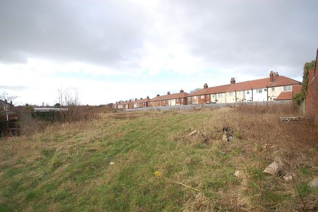 Thumbnail Land for sale in Cherry Tree Road, Blackpool