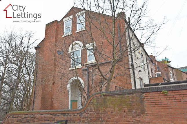 Thumbnail Barn conversion to rent in Lawson Street, Nottingham