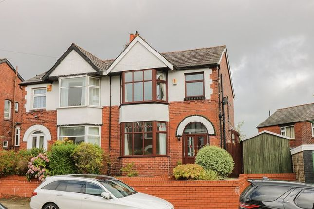 Thumbnail Semi-detached house to rent in Woodsley Rd, Heaton, Bolton