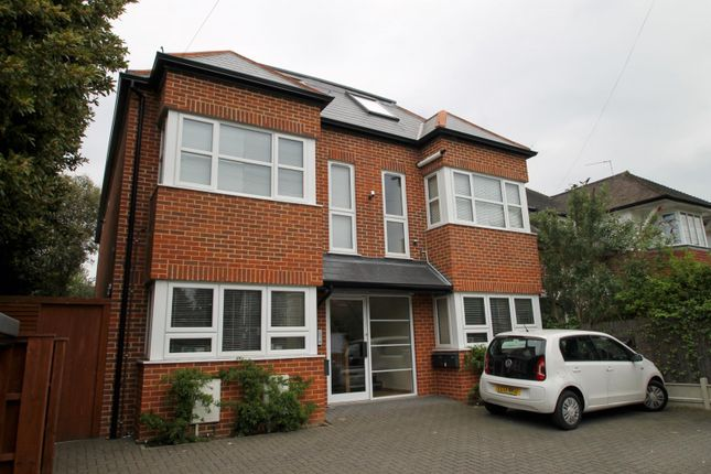 Thumbnail Flat to rent in Eaton Road, Sutton
