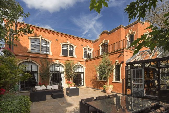 Thumbnail Detached house to rent in The Red Brick House, Randolph Road, Little Venice, London