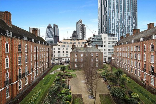 Thumbnail Flat for sale in Brune House, Bell Lane, London