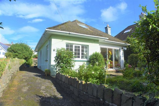 Thumbnail Detached house for sale in Slade Road, Newton, Swansea