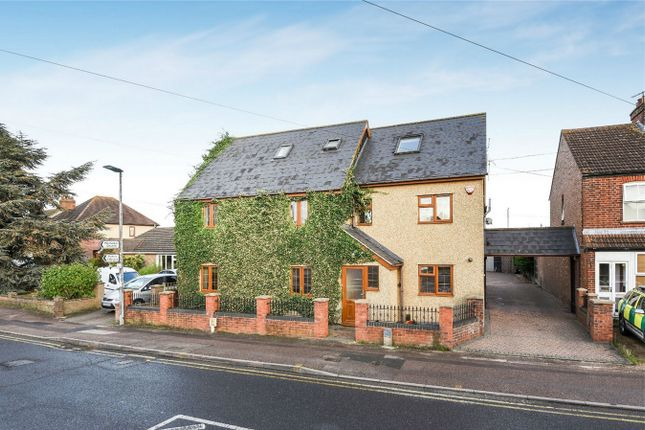 Thumbnail Detached house for sale in Bedford Road, Wootton, Bedford