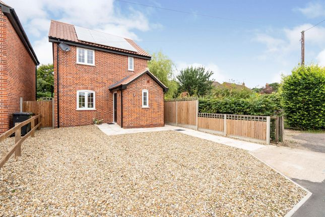 Thumbnail Detached house for sale in The Street, Hindolveston, Hindolveston